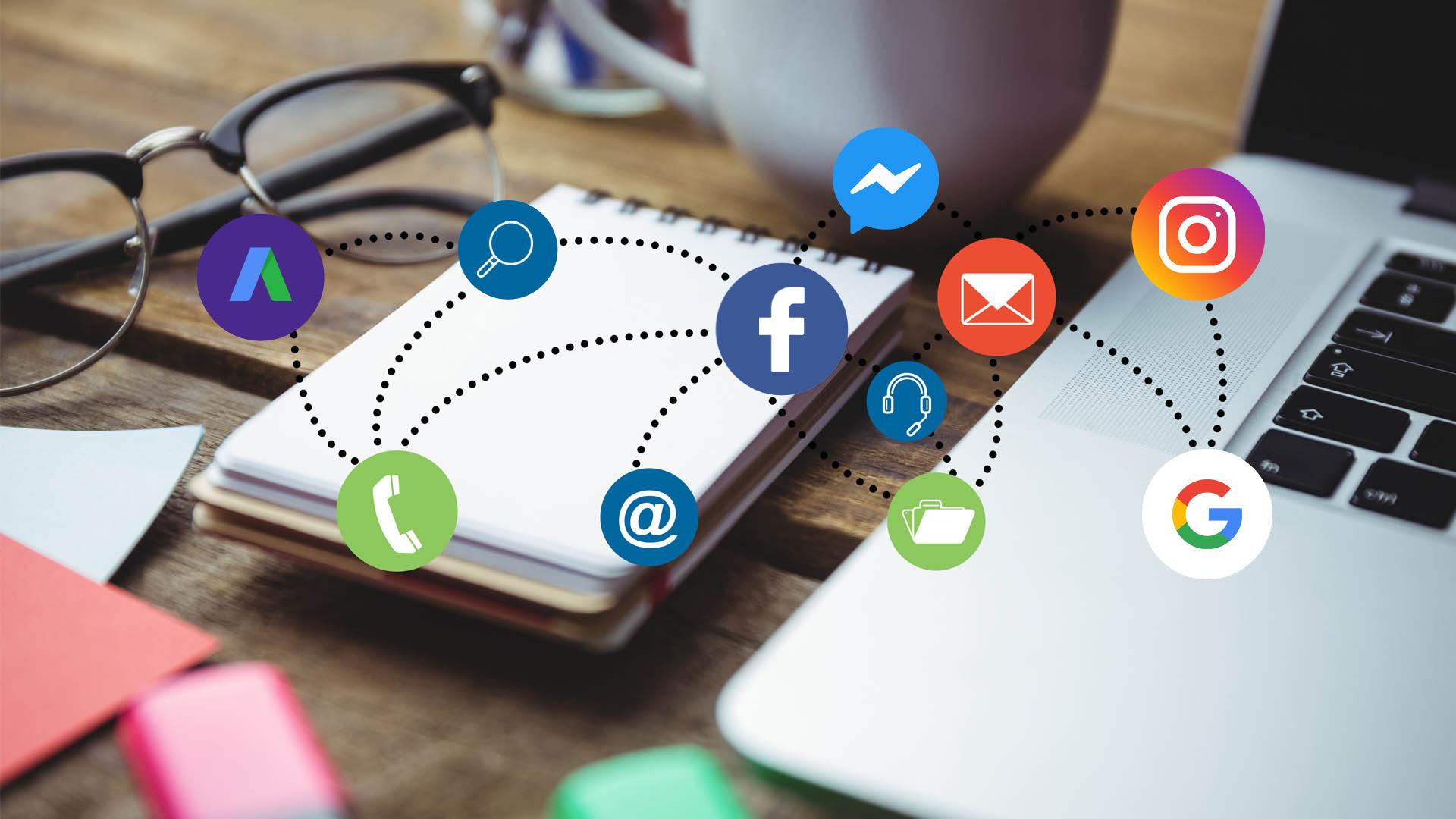 pubblicità sul web facebook instagram google adword web agency multiax italia