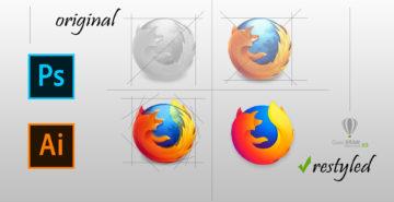 restyling logo multiax web agency creazione nuovo logo 2d 3d grafica vettoriale online