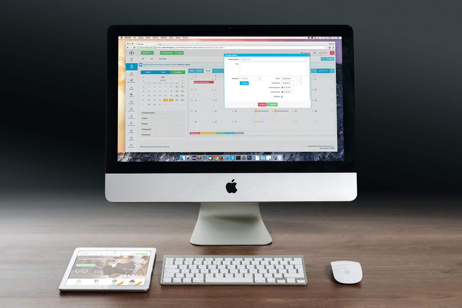 piattaforme software erp gestionale web application multiax italia informatica php mysql sviluppo software software house